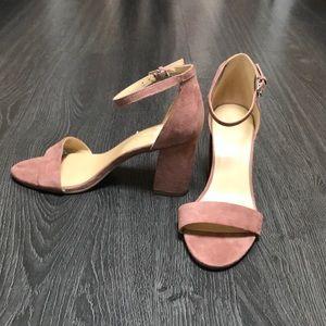 Marc Fisher size 8 dusty rose heels